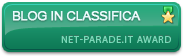 Questo Blog Web � entrato nella classifica di Net-Parade